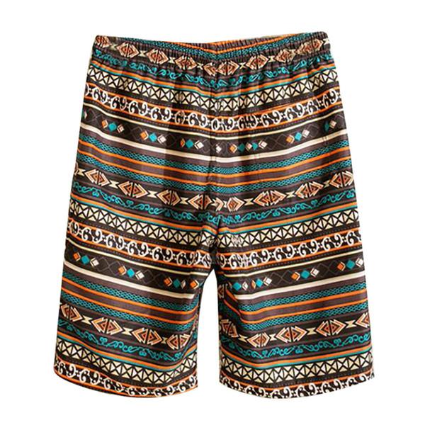 GRATUIT AUTRUCHE été Shorts Beach Casual Mode Simple Hommes Hommes Imprimer Voyage de vacances Haute Qualité Confort Casual Shorts