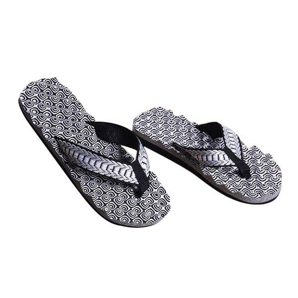 Slippers Men Summer Comfortable Massage Flip Flops Shoes Sandals Male Casual New Hot Sale Slipper indoor & outdoor Flip-flops
