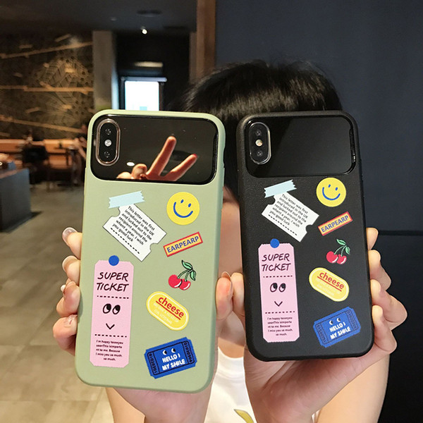 coque maquillage iphone xr