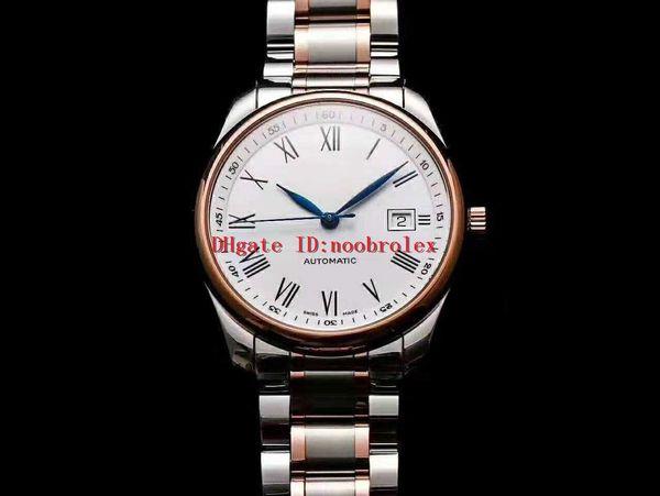 V9 Master L2.793.4.71.6 Мужские часы Swiss L888 Автоматический сапфировое стекло с ЧПУ, нержавеющая сталь 316L, римская шкала, супер водостойкий