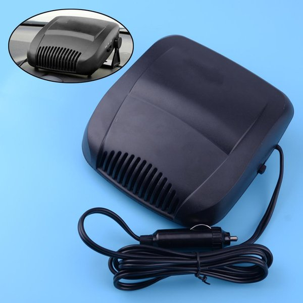 CITALL 12V Car Auto Vehicle Ceramic Heater Heating Hot Cooling Fan Window Defroster Demister Universal Portable 150W