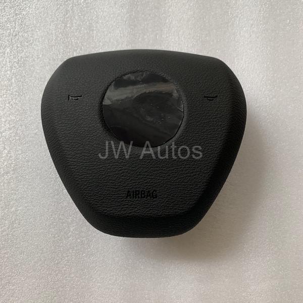 SRS motorista do carro airbag capa para bmw x3 x4 f25 tampa do volante do carro airbag com logotipo frete grátis