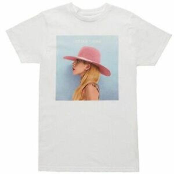 Lady Gaga Joanne Album Cover Hombres 039 s Camiseta SM MD LG XL Nuevo