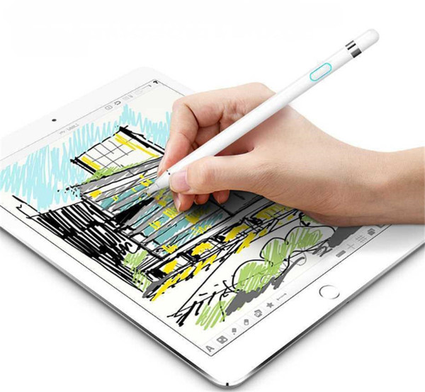 NEU für iphone x bleistiftstift kapazität touch bleistift für ipad pro 9,7 10,5 12,9 zoll zeichnung schreiben neuen stift