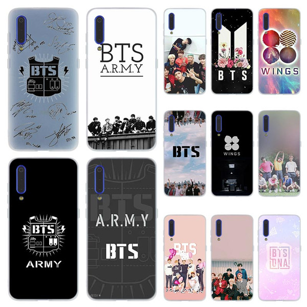 Fashion Soft Tpu Phone Case Cover For Coque Xiaomi Redmi 4x 4a 6a 7a Y3 K20 5 Plus Note 8 7 6 5 Pro Bts Pink Bts Bangtan Boys Buy At