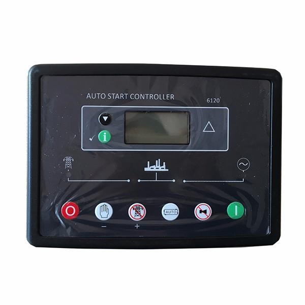 DSE6120 automatic controller replace DEEP SEA motor alternator protecting control board genset parts electronic circuit boad DSE 6120
