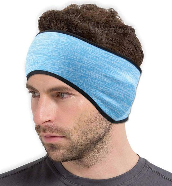 Fashion Unisex Earmuff Winter Warm Sport Cycling Travelling Headband Biking Outdoor Earshield For Men And Women Ear Muff
