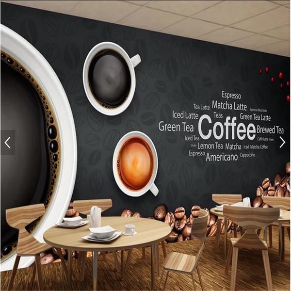 Tapisserie MURALE MURALE CAFE coffee café CAFE 05