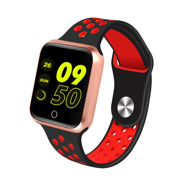 Bluetooth 4.0 S226 Smart Watch men Heart Rate Monitor Smartwatch for iphone samsung huawei ios Android phone PK GT88 DZ09 KW18