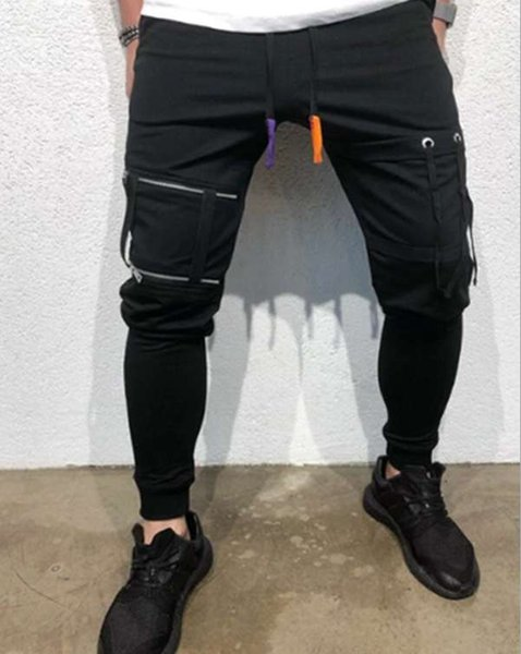 Fashion Brand mens Hip Hop Joggers man designer sweatpants men comfortable jogging pants Plus Size Free Shipping