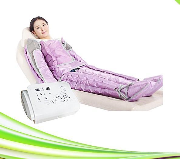 tragbare salon spa ionic detox luftdruck therapie cellulite entfernung schlank luftdruck beinmassagegerät