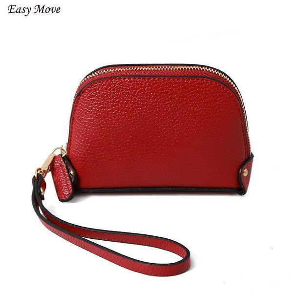 Fashion Solid Womens Clutch Bag Nice Gold Female Summer Autumn PU Leather Metal Zipper Lady Shell Handbag Clutch Evening Bag
