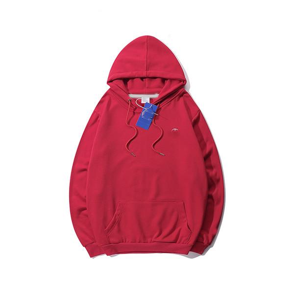 New designer men hoodie spring embroidery logo hoodies brand high quality women mens hooded street outdoor hip hop pullover cottonsweatshirt