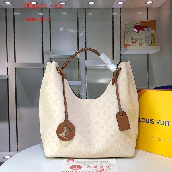Famous Classic elegant Pattern Handbag Messenger Plaid doodle letters Print Leather handbag Tote Purse Shoulder Bags Crossbody A-X38