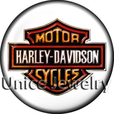 Harley-Davision de 12 mm
