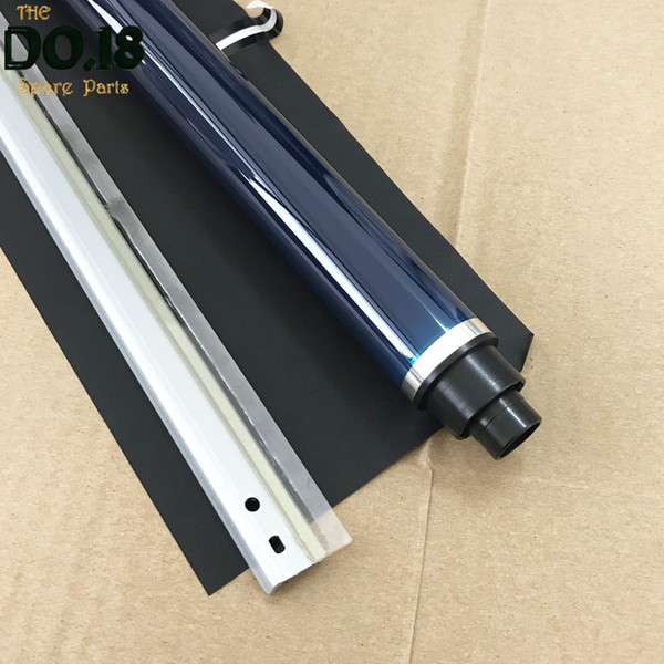 4Sets Rebuild Compatible Opc Drum+cleaning Blade for Konica Minolta bizhub C220C