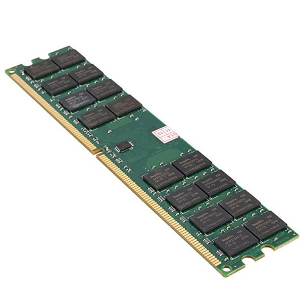 2 Pcs 4GB DDR2 800MHZ PC2-6400 240 Pins Desktop Memory RAM For AMD Motherboard New Arrival