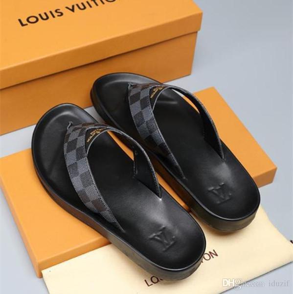 Toptan İtalya Erkekler Kadınlar Sandalet Tasarımcı Ayakkabı Blooms Kaplan Arılar Yılan Lüks Slayt Yaz Düz Kalın Sandalet Terlik Çevirme 38-44