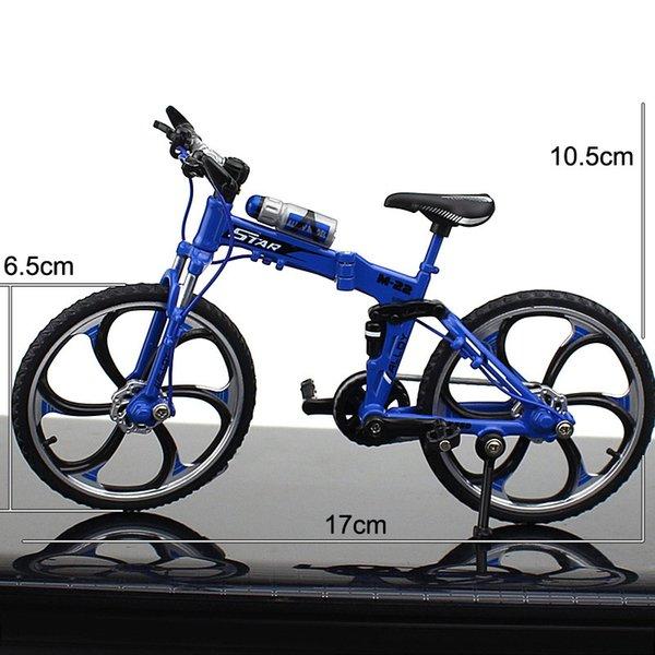 Plegable Blue Mountain Bike