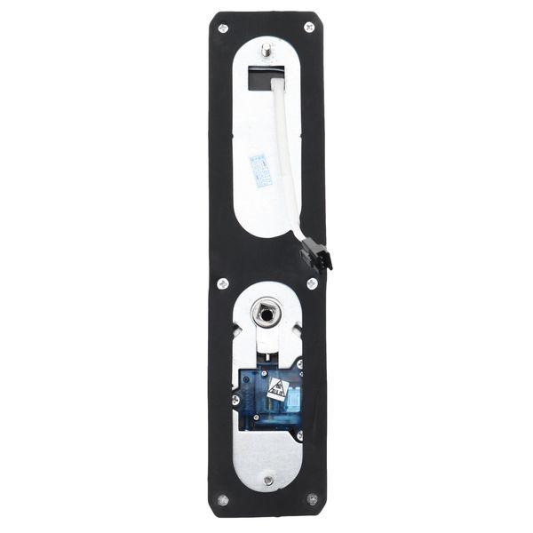 top popular KV10N-K1 Semiconductor Smart Lock Wooden Door Indoor Security Fingerprint Lock Home Bedroom Door Lock - Champagne 2021