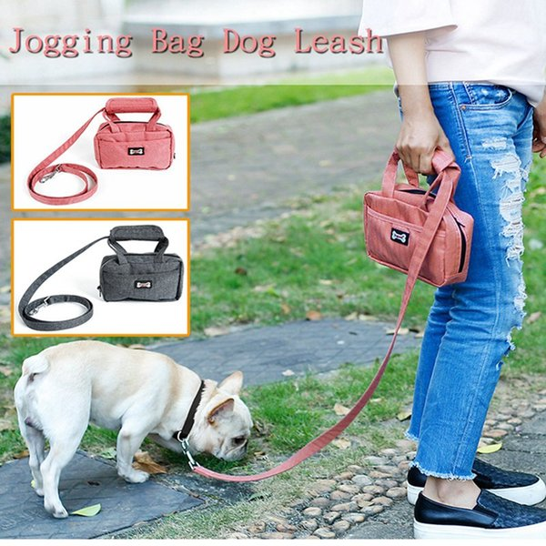 Travel Pet Dog Carrier Puppy Cat Carrying Outdoor Bags for Small Dogs With Nylon Leash Soft Pets Dog Kennel Pet Products