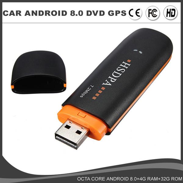 HSDPA 3G sans fil 4G Modem pour voiture Android lecteur gps dvd USB Wifi 4G LTE FDD modem 3G Hotspot Dongle Adaptateur WCDMA GSM EDGE