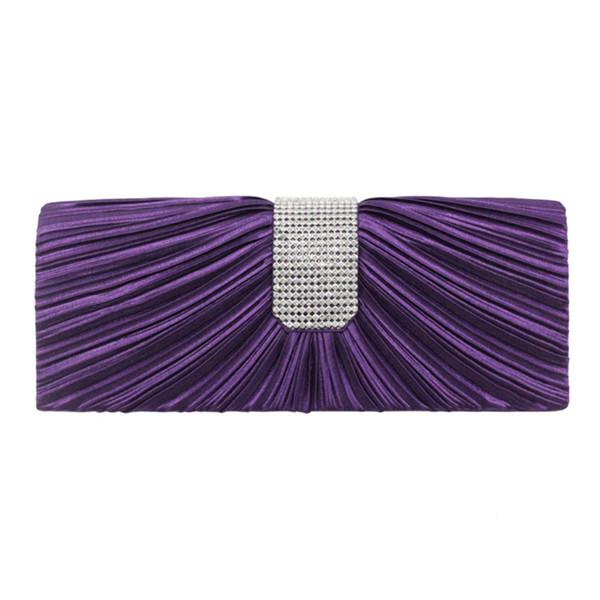 Women Tote Fashion Handbag Gift Ladies Dinner Party Messenger Diamante All-Match Cross Body
