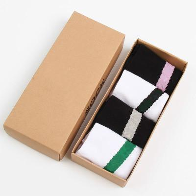 2 paires blanc 2 paires noir