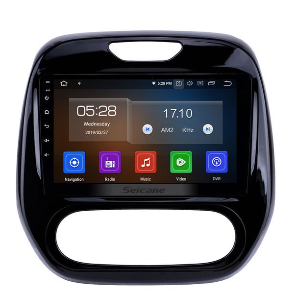 Android 9.0 9 inch Quad-core GPS Navi Car autoradio for 2011-2016 Renault Captur CLIO Samsung QM3 Auto A/C with USB support car dvd OBD2