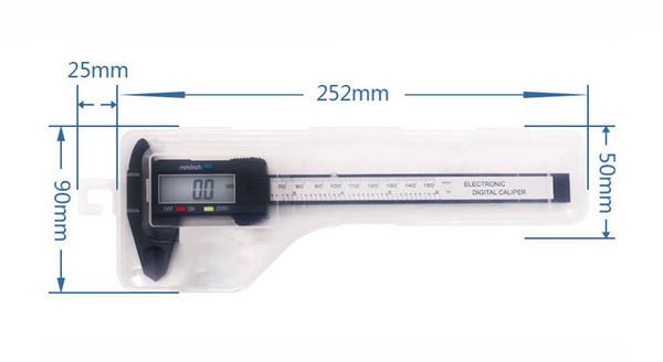 150mm (plastic box)