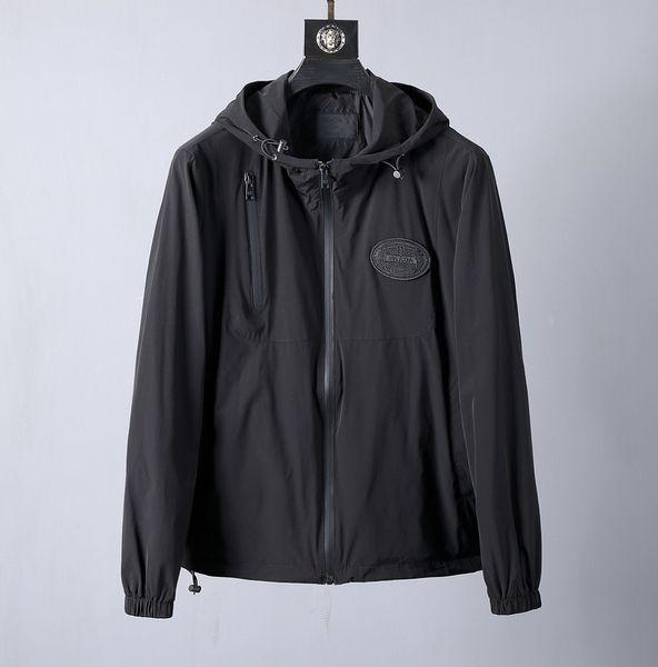 2019 Herbst und Winter New Fashion Men Jacken Original Design und perfekte Qualität Herrenmantel Modische und komfortable A632