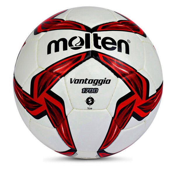 2019 Molten Football F5v1700 Soccer Ball Size 5 Pu Material Professional Calcio Training Fussball Pelotas Voetbal Bola De Futebol From Walon123