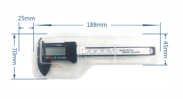 100mm (plastic box)