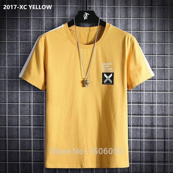 2017-XC 황색