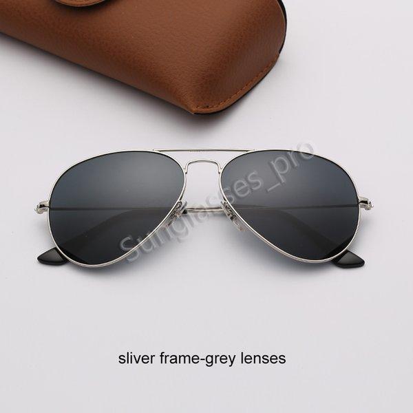 şerit çerçeve-gri lensler