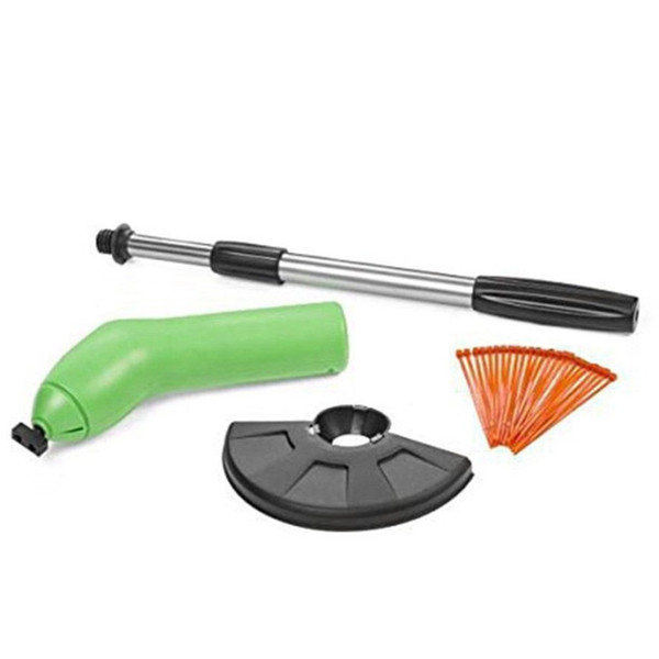 zip trim cordless trimmer edger works with standard zip ties portable extendable trimmer with protective shield garden weeder - from $28.76