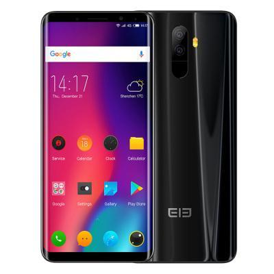 ELEPHONE U PRO 5,99 Zoll Corning Gorilla Glas 5 AMOLED 3D Curved FHD + Bildschirm 6 GB RAM 128 GB ROM Qualcomm Snapdragon 660 2,2 GHz Octa Core Dua
