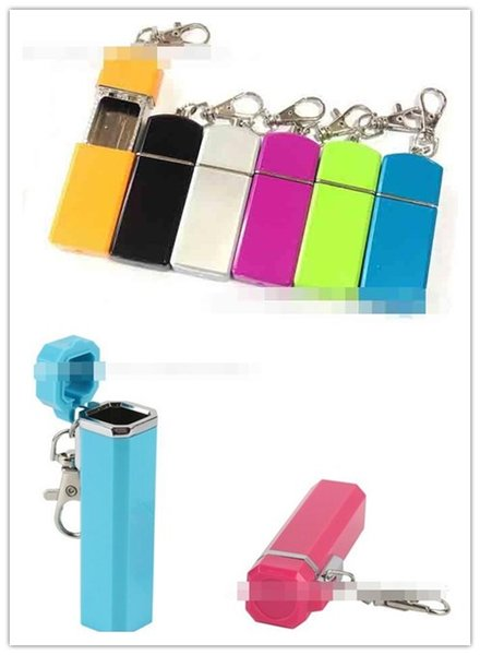 Mini Pocket Ashtray Portable Ash Tray With Keychain Round Square Cigarette Lighter Smoking Holder Storage Tool Accessories Gift