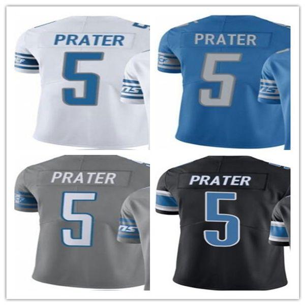pretty nice 16d48 e31a0 2019 Custom 2018 Detroit Lions Sport Rugby Clothing 5 Matt Prater  Men/WOMEN/YOUTH Outdoor Clothing Legend Rush Baseball Jersey From Kksupper,  $19.1 | ...