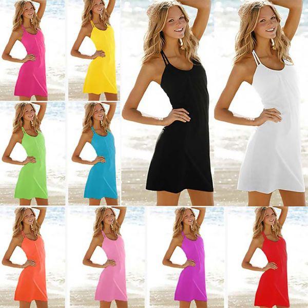 Swimwear Bathing Suit Cover Ups Women Beach Dress Beachwear Summer Dress Women Sexy Bikini Free Shipping Y190727