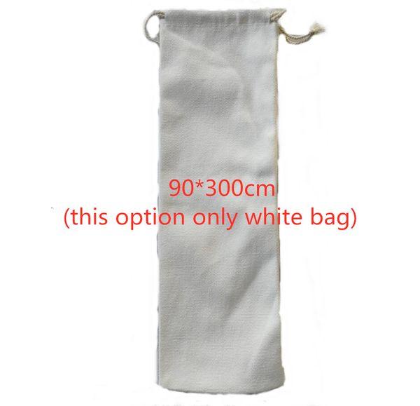 9 * 30cm وحقيبة بيضاء