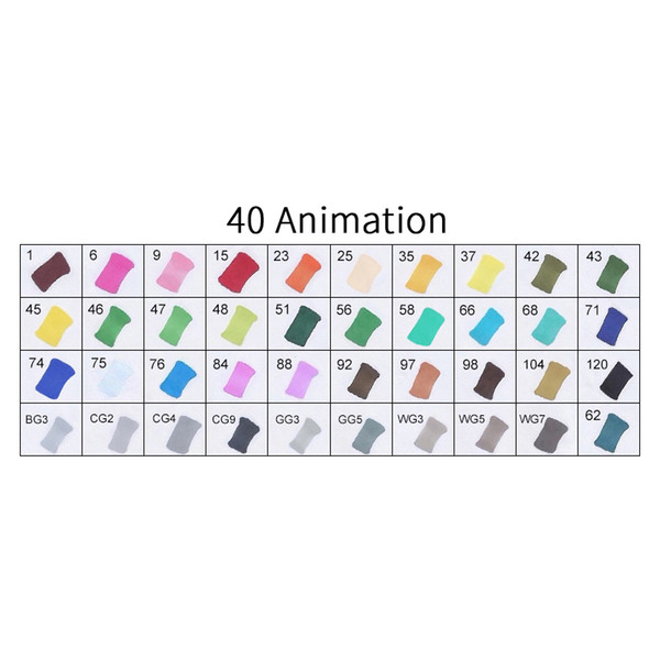 40pcs / set-3