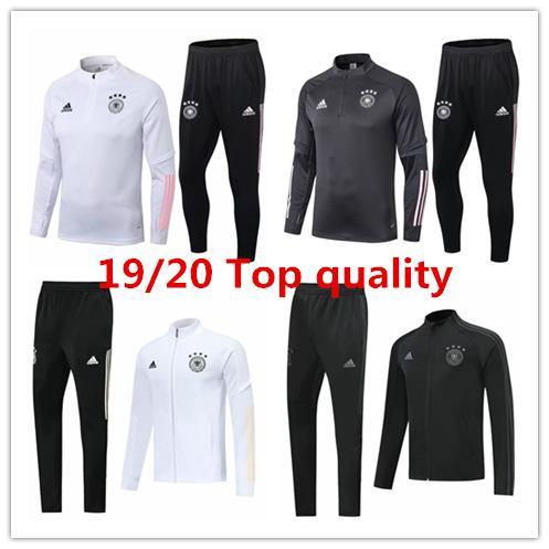 2019 19 20 Reus Mens Full Jacket Muller National Team Tracksuits Soccer Jersey Gundogan Train Kroos Training Shirt Football Winter Coat Clothe From