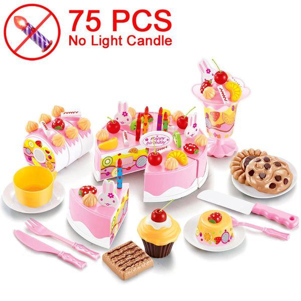 75PCS Pink T