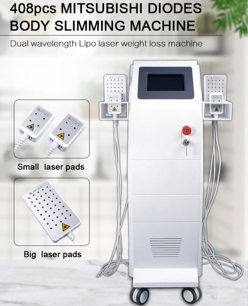 NEW 2019 High quality lipolaser 650nm 940nm low level 100mw easy diode lipo laser 2019 therapy body slimming beauty machine