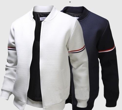 Güz ve Moda Marka Casual Bombacı Ceket Erkekler Açık Coats Veste Homme Jaqueta Moleton Masculina chaqueta Hombre Casaco FreeXXLv