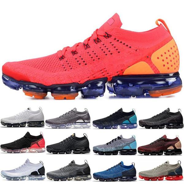 Оптовая торговля Розничная торговля VM FK 2018 2.0 Кроссовки Rust Pink Race Blue Be TRUE Горячий удар мода роскошные мужские женские дизайнерские сандалии для обуви