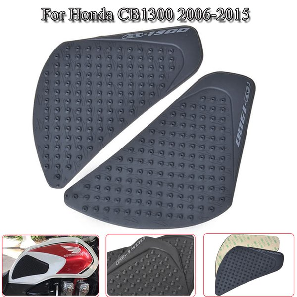 For Honda CB1300 2006-2015 Gas Tank Pad Traction Side Fuel Grips Decal Protector