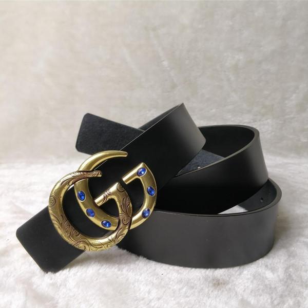 2019 Hot sale top brand belt designer mens belts high quality buckle belts for men women genuine leather belt free shipping