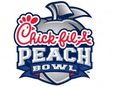 Peach Bowl Patch